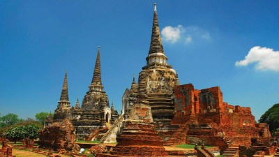 Портфолио Таиланда
